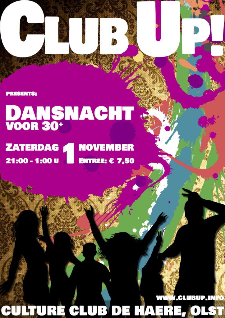 Poster_ClubUP